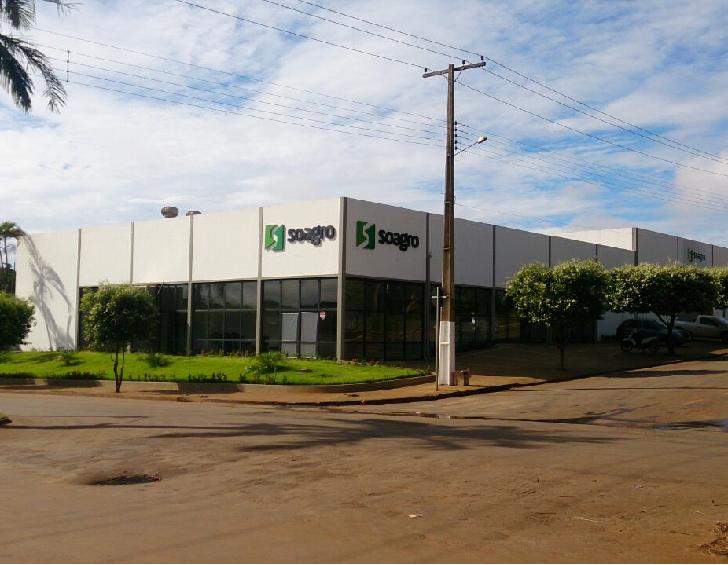 SOAGRO - Santa Helena de Goiás
